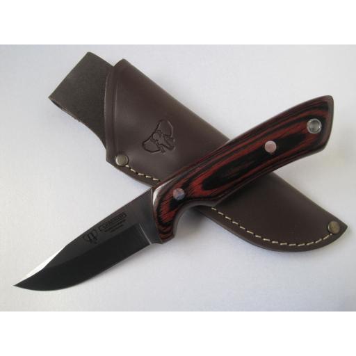 157R Cudeman Stamina Wood Bushcraft Knife