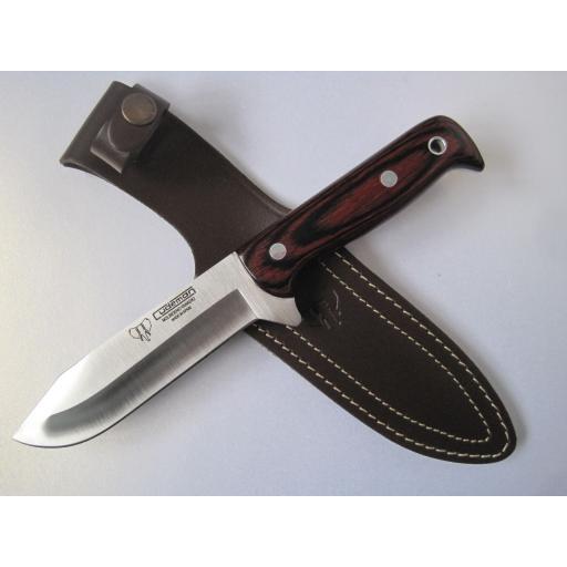 119R Cudeman Stamina Wood Hunting Knife