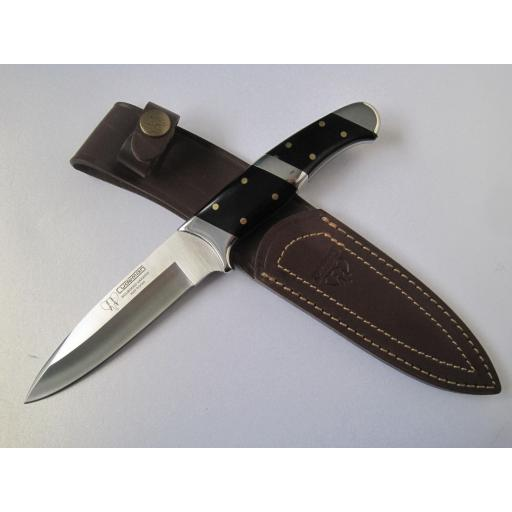 235N Cudeman Black Phenolcraft Wood Sporting Knife. Sale Price.