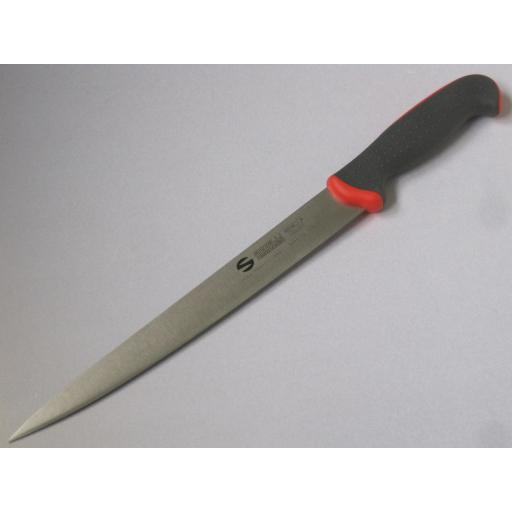 Flexible Fish Filleting Knife, 10 inch, 25 cm From The Tecna Range By Sanelli Ambrogio