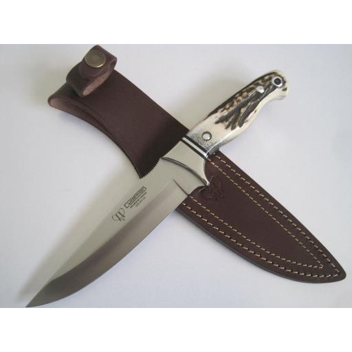 248C Cudeman Stag Sporting Knife