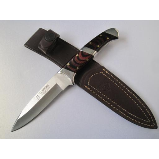 235R Cudeman Stamina Wood Sporting knife. Sale Price